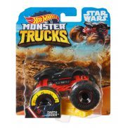 Hot Wheels Monster Truck - Metalowy pojazd Star Wars Darth Vader GGT46