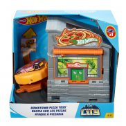 Hot Wheels City - Zestaw Miejski Dino Pizzeria GFY68