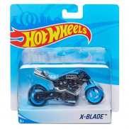Hot Wheels - Motocykl Street Power X-Blade CBR11