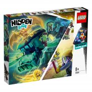 LEGO Hidden Side - Ekspres widmo 70424