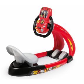 Smoby Auta XRS - Symulator jazdy V8 Driver + uchwyt do SmartPhona 370215