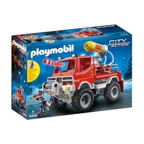 Playmobil - Terenowy wóz strażacki 9466