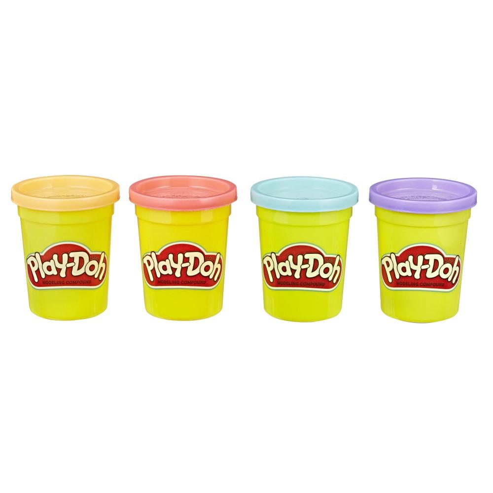 Play-Doh - Tuby uzupełniające 4-pak Sweet E4869