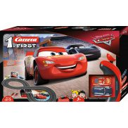 Carrera 1. First - Disney Cars Auta 3 63022