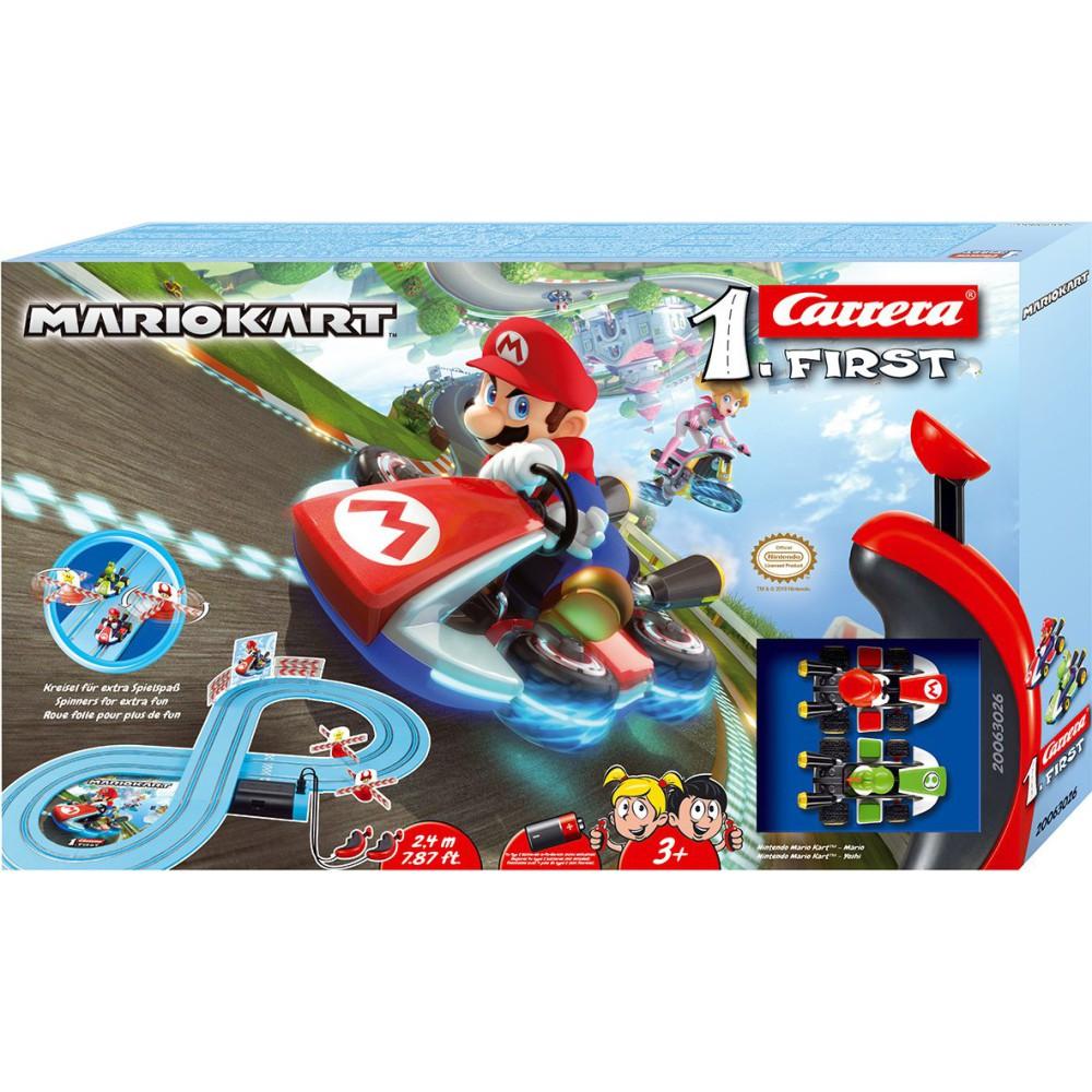 Carrera 1. First - Nintendo Mario Kart - Yoshi 63026