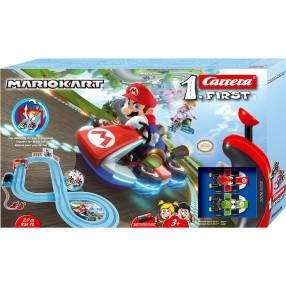 Carrera 1. First - Nintendo Mario Kart - Luigi 63028