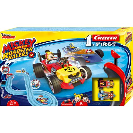 Carrera 1. First - Mickey and the Roadster Racers - Donald 63030