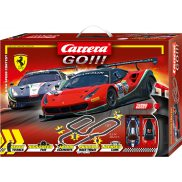 Carrera GO!!! - High Speed Contest 62487