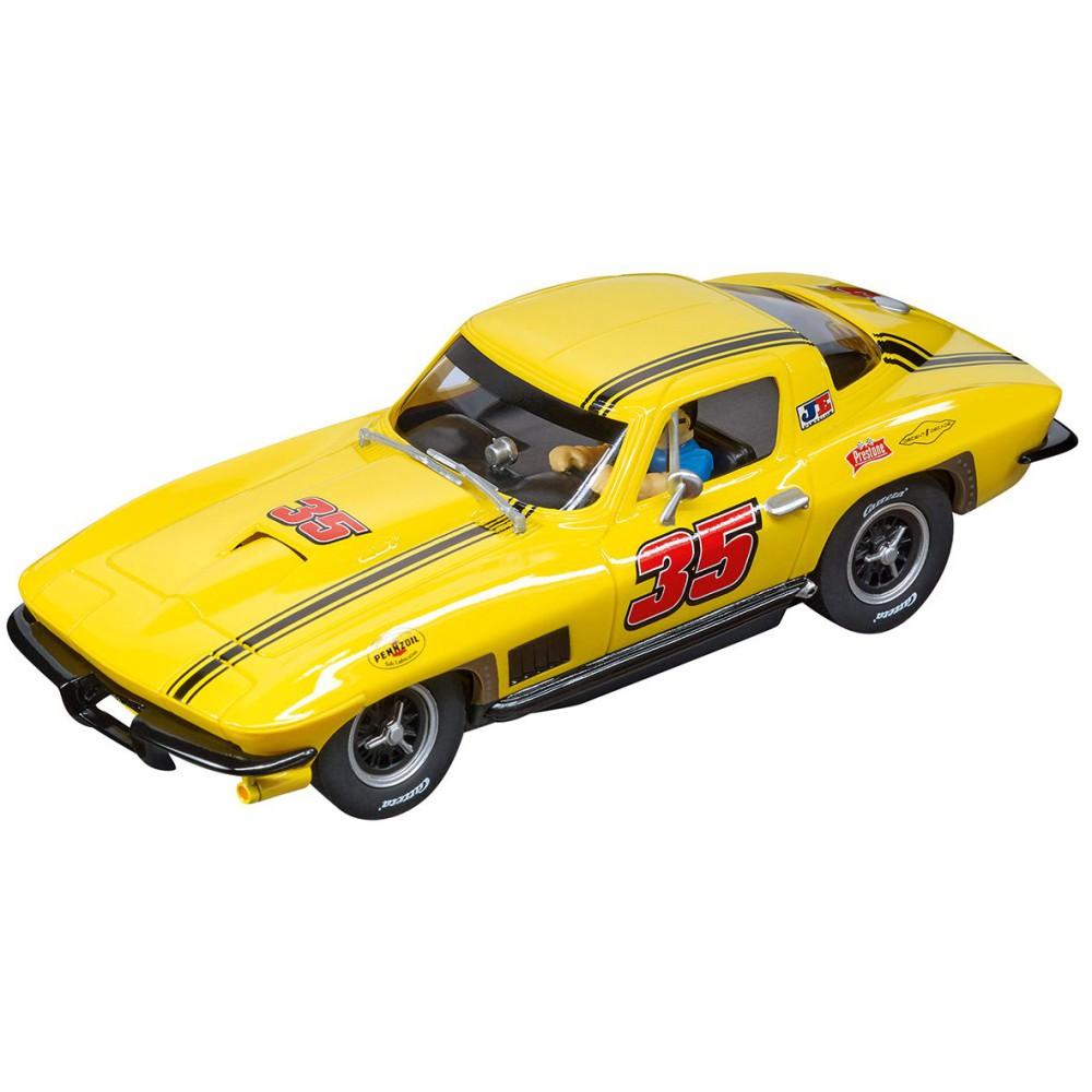 "Carrera DIGITAL 132 - Chevrolet Corvette Sting Ray ""No.35"" 30906"