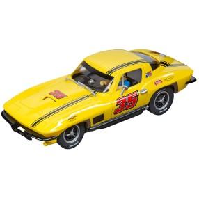 """Carrera EVOLUTION - Chevrolet Corvette Sting Ray """"No.35"""" 27615"""