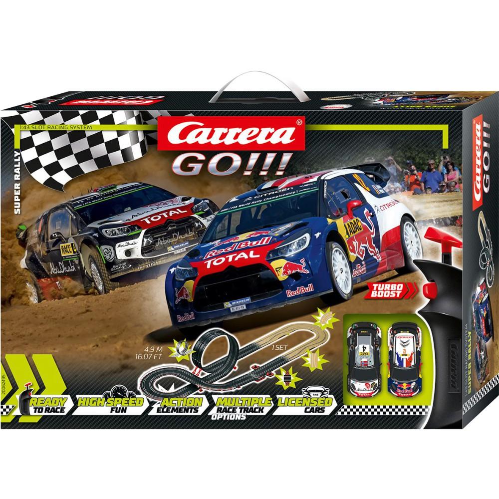Carrera GO!!! - Super Rally 62495