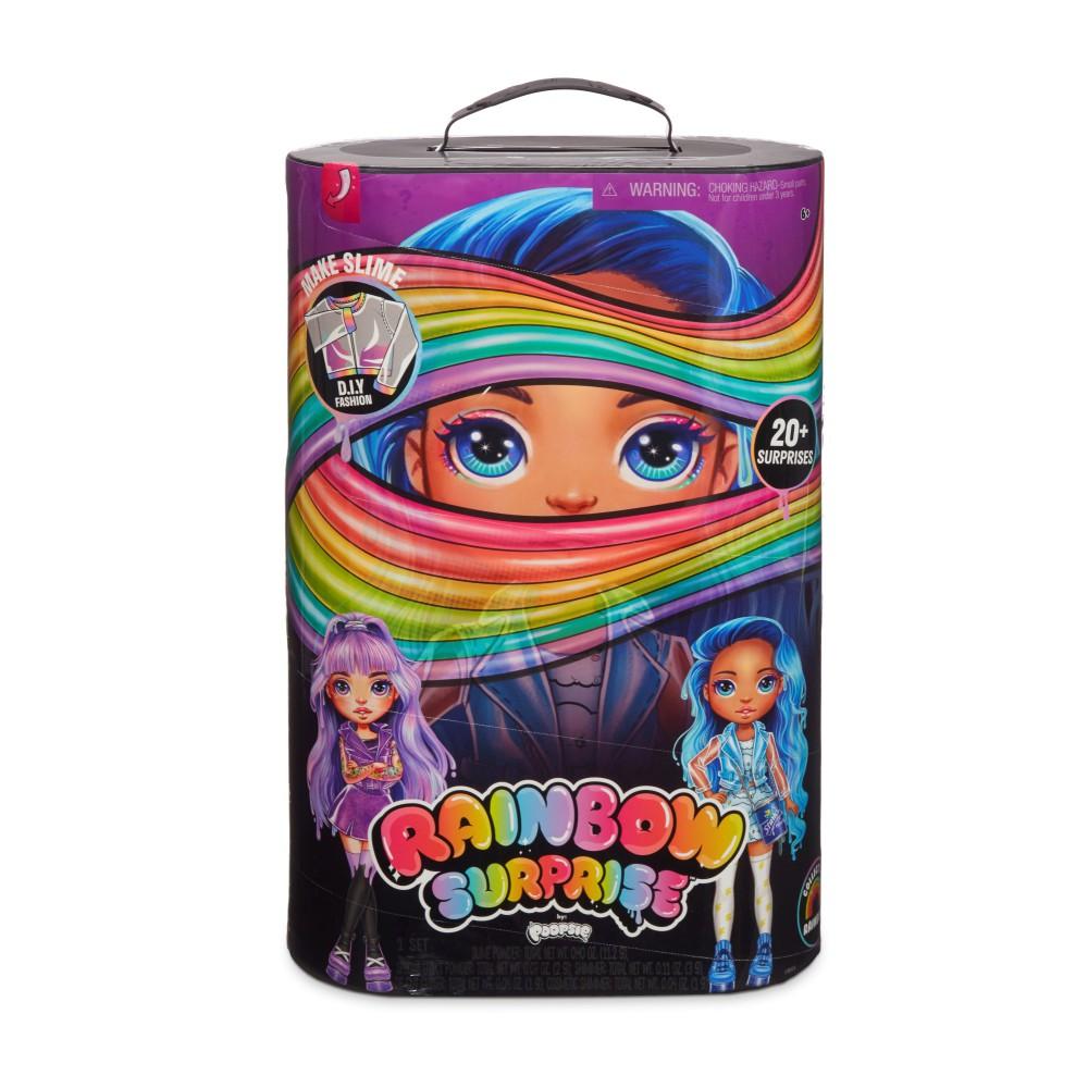Poopsie Rainbow Surprise - Lalka Niespodzianka Amethyst Rae lub Blue Sky 561118