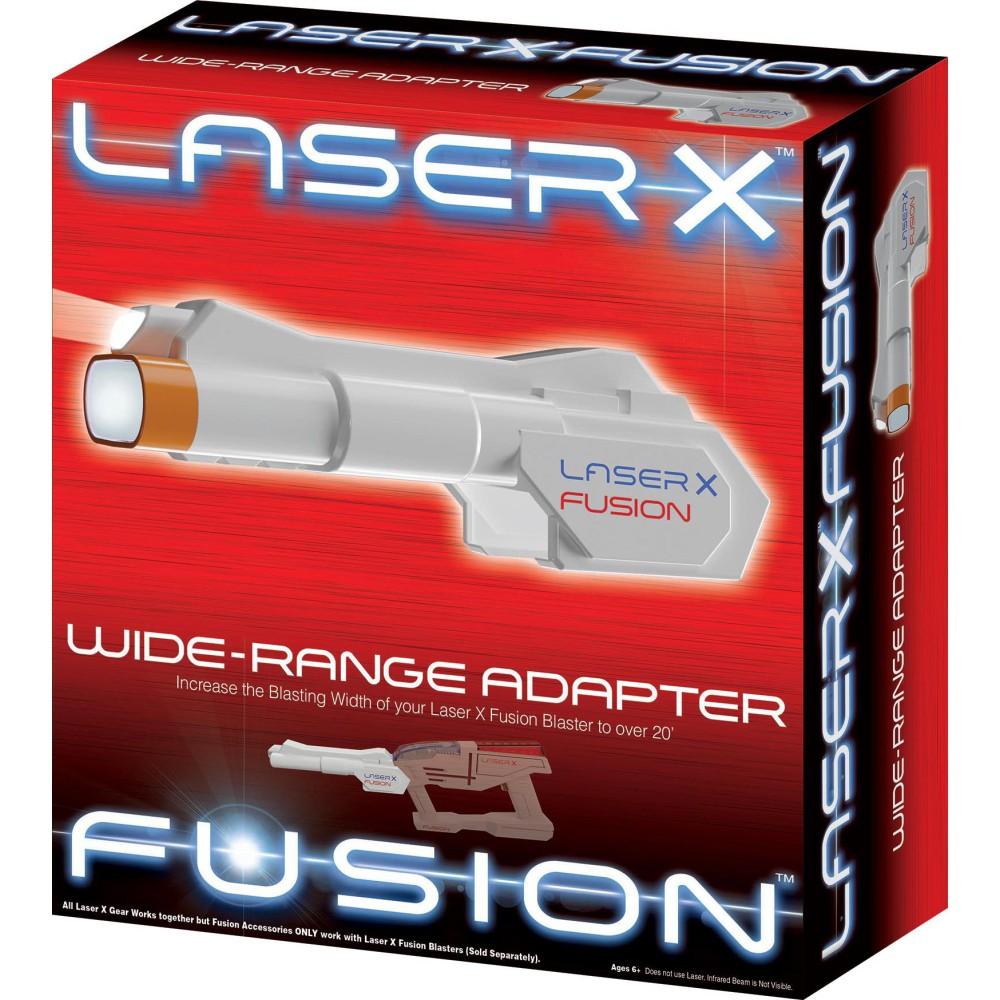 Laser X Fusion - Zestaw uzupełniający - Poszerzacz zasięgu LAS88814