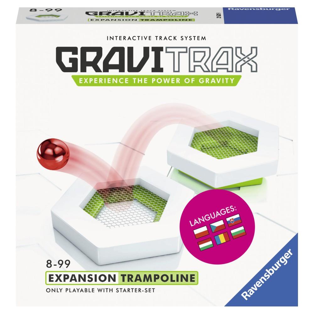 Ravensburger - GraviTrax Zestaw uzupełniający - trampolina 260744