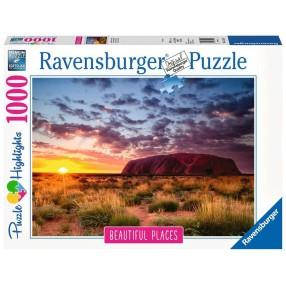 Ravensburger - Puzzle Ayers Rock w Australii 1000 elem. 151554