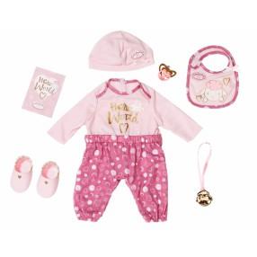 Baby Annabell - Startowy zestaw ubranek Deluxe dla lalki 39-46 cm 701942