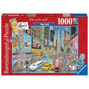 Ravensburger - Puzzle New York 1000 elem. 197873