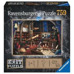 Ravensburger - Puzzle Exit Obserwatorium Gwiezdne 759 elem. 199501
