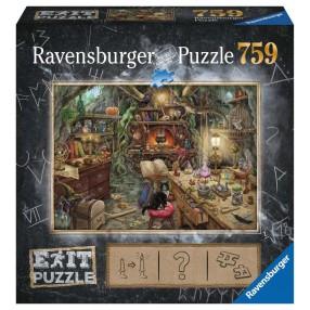 Ravensburger - Puzzle Exit Kuchnia Czarownicy 759 elem. 199525