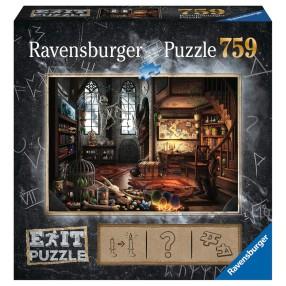 Ravensburger - Puzzle Exit Tajemniczy Pokój 759 elem. 199549