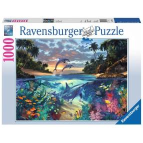 Ravensburger - Puzzle Zatoka Koralowa 1000 elem. 191451