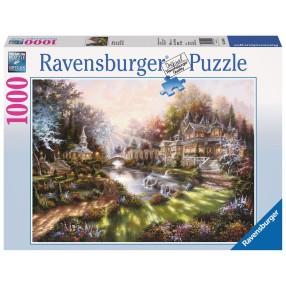 Ravensburger - Puzzle Słoneczny Poranek 1000 elem. 159444