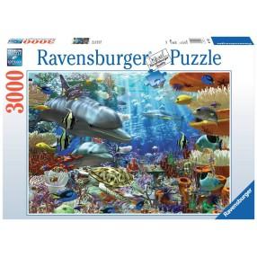 Ravensburger - Puzzle Życie pod wodą 3000 elem. 170272