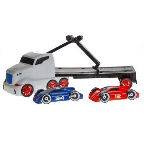 Little Tikes - Laweta z autami na magnes 646652