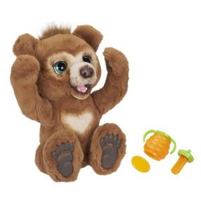 Hasbro FurReal Friends - Interaktywny niedźwiadek Cubby E4591