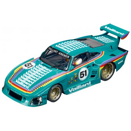 "Carrera DIGITAL 132 - Porsche Kremer 935 K3 ""Vaillant, No.51"" 30898"