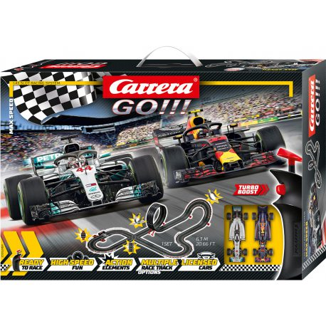 Carrera GO!!! - Max Speed 62484