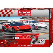 Carrera DIGITAL 143 - GT Race Club 40039