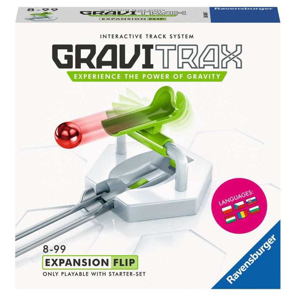 Ravensburger - GraviTrax Zestaw uzupełniający - flip 261475