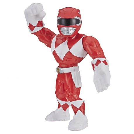 Hasbro Power Rangers - Mega Mighties Figurka 25 cm Czerwony Ranger E5872