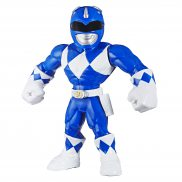 Hasbro Power Rangers - Mega Mighties Figurka 25 cm Niebieski Ranger E5874