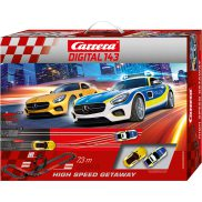 Carrera DIGITAL 143 - High Speed Getaway 40038