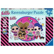 Ravensburger - Puzzle XXL LOL Surprise 150 elem. 128839