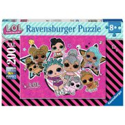 Ravensburger - Puzzle XXL LOL Surprise 200 elem. 128846