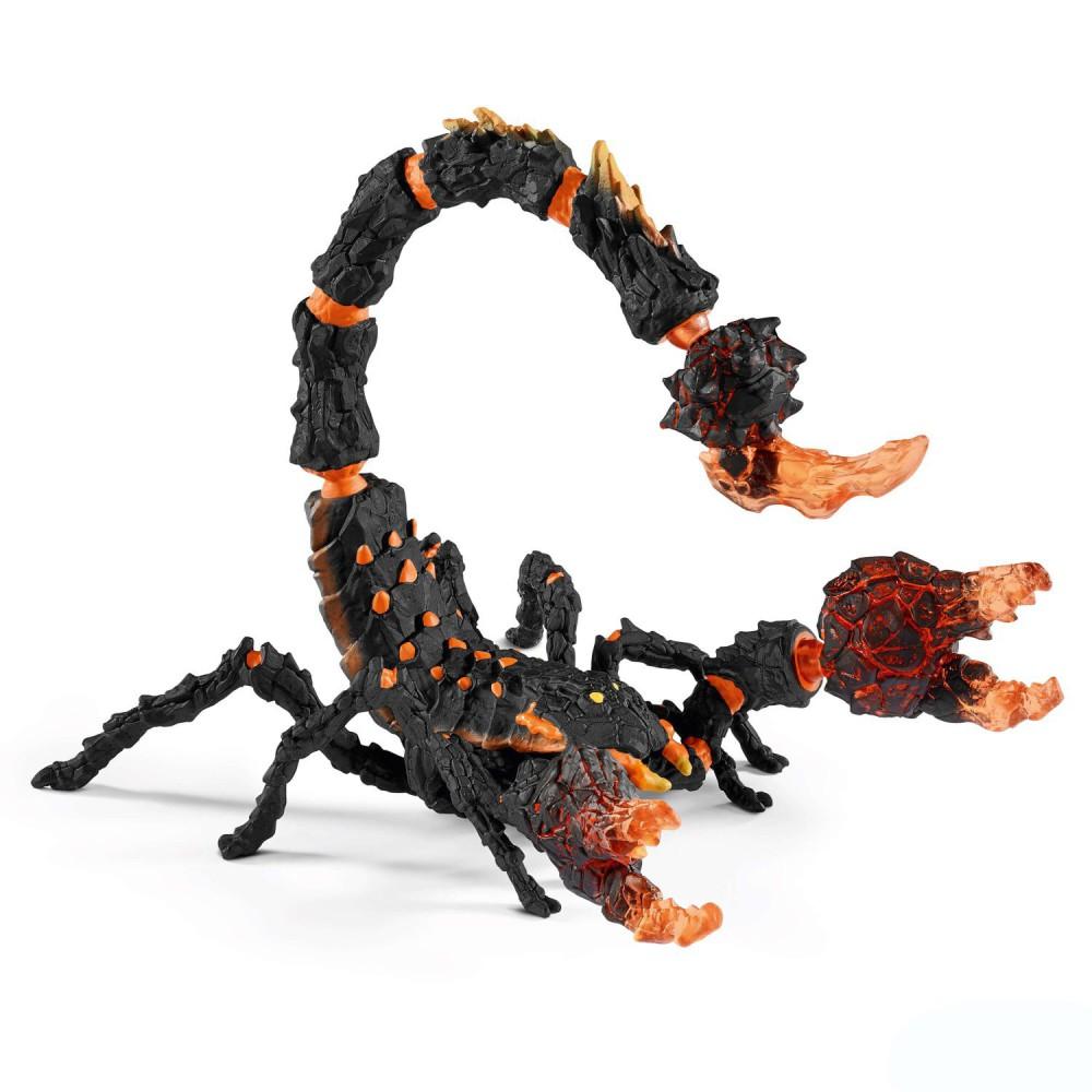 Schleich - Eldrador Skorpion z lawą 70142