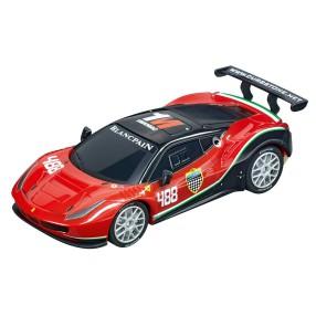 """Carrera GO!!! - Ferrari 488 GT3 """"AF Corse, No.488"""" 64136"""