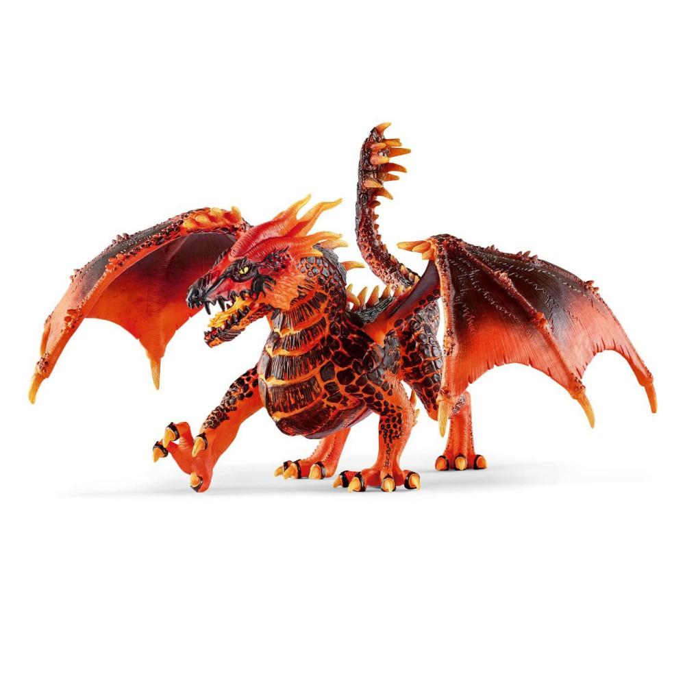 Schleich - Eldrador Lava Dragon Magmowy Smok 70138