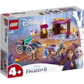 LEGO Disney Frozen II - Wyprawa Elsy 41166