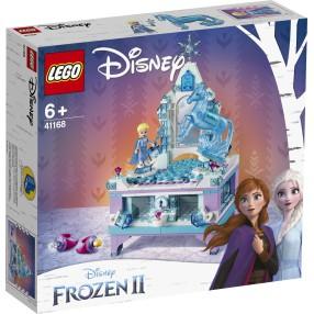 LEGO Disney Frozen II - Szkatułka na biżuterię Elsy 41168