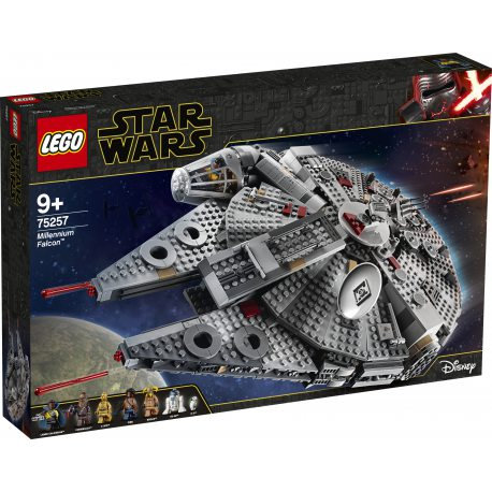 LEGO Star Wars - Sokół Millennium 75257
