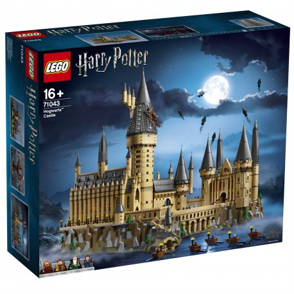 LEGO Harry Potter - Zamek Hogwart 71043