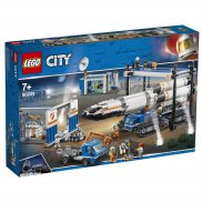 LEGO City - Transport i montaż rakiety 60229