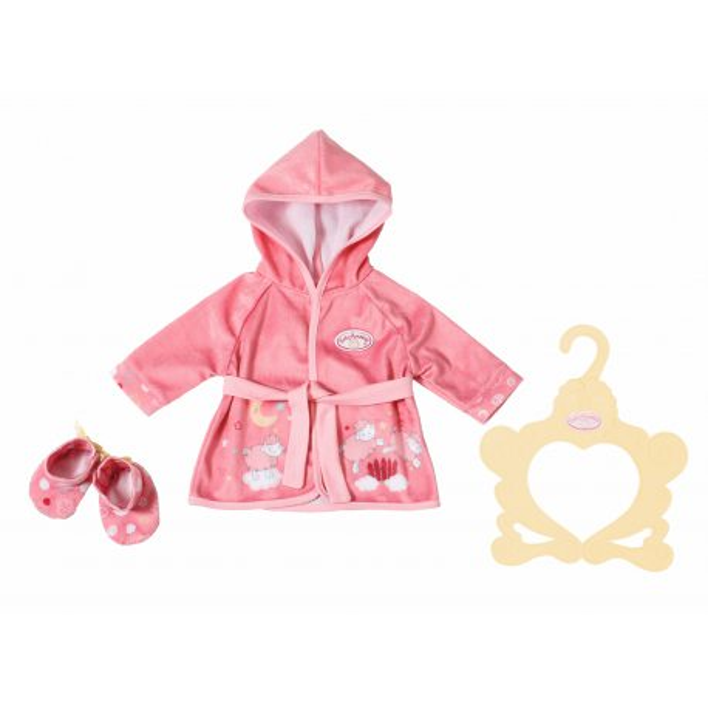 Baby Annabell - Ubranko szlafrok dla lalki 43 cm 701997