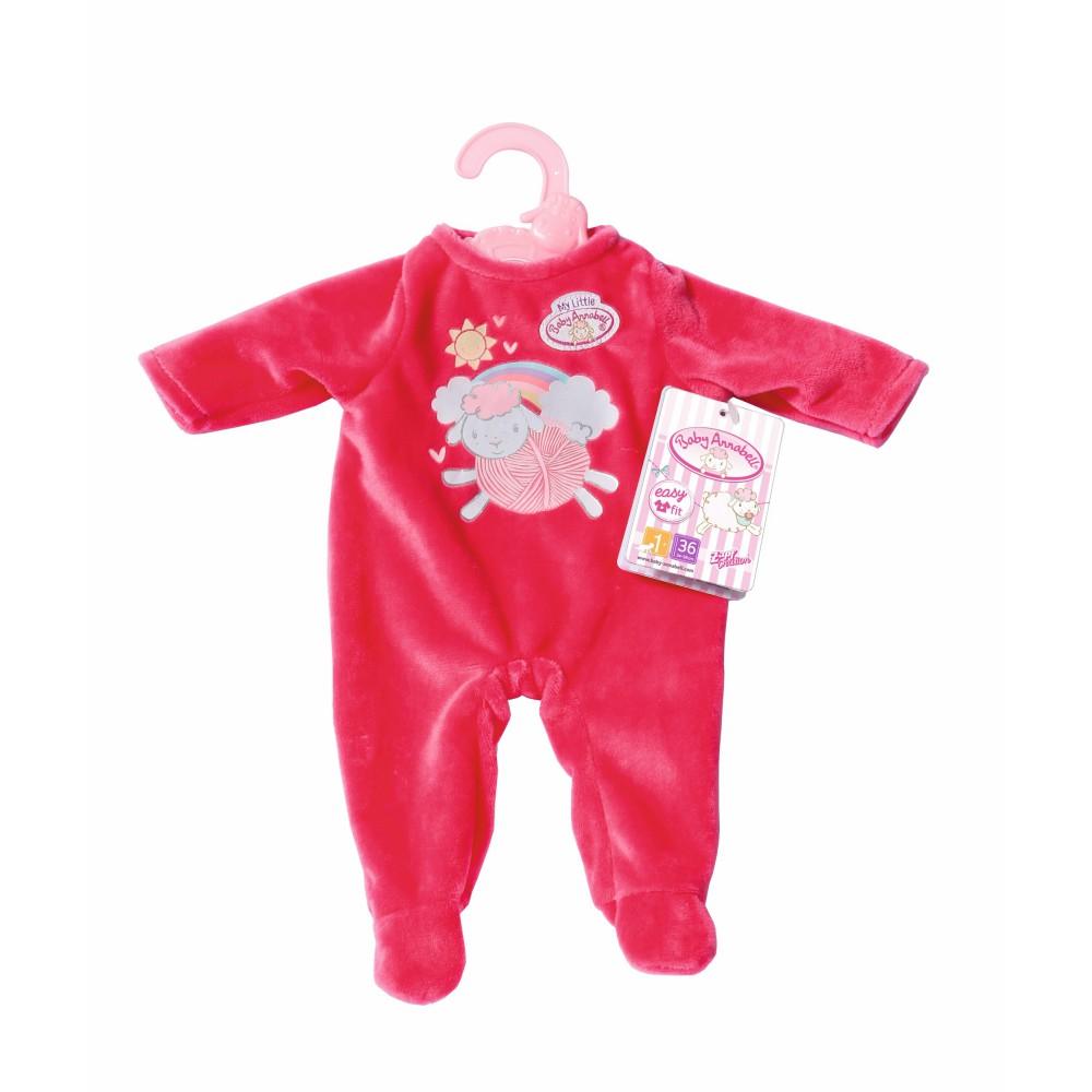 Baby Annabell - Ubranko Pajacyk różowy dla lalki 36 cm 702420 B