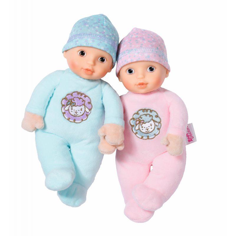 Baby Annabell - Mała miękka laleczka 22 cm Różowa 702437 B