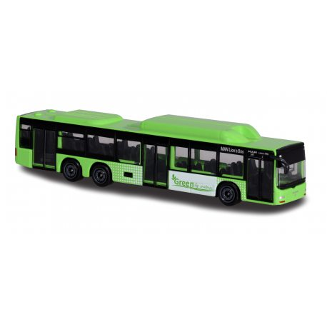 Majorette - Autobus MAN Zielony Lion's City Bus 2053150
